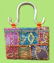 2014 Indian Patchwork Bags Manufacturers