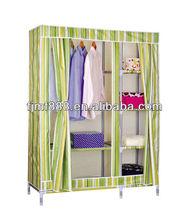Home Furniture Stable Fashion Folding Sliding Door Wardrobe Designs