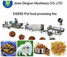 Service overseas after- sales service provide Pet dog food production line
