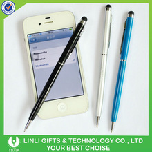 Logo Writing Ball Pen And Magnetic Stylus Pen