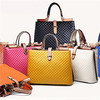 handbags leather wholesale china genuine leather baby bag handmade leather bag EMG2676