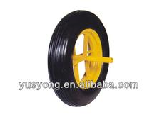 14 inch Wheel barrow wheel,barrow cycl,whl wheel,rubbe wheel
