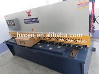 qc12k-12*3200 hydraulic cnc plate shears machine/plasma cutter