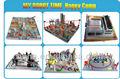 التعليمية بناء اللعب والحديثة حديقة سعيدة المدينة لأكثر 5 سنوات الأطفال القديمة