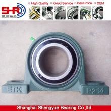 Pillow Block Unit/Set Screw Type with Cast Housing Low Center Height ASPL202 ASPL202-009/010 NSK Bearings