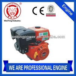 High Quality Single Cylinder Four Stroke 420cc engine kit(WT190F)
