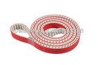 PW steel wire pu timing belt flex AT20