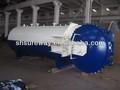 Pequeños industriales para autoclave de goma/autoclave