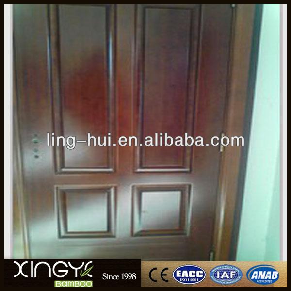 porte en bambou en bambou porte intérieure en bois poignées de porte