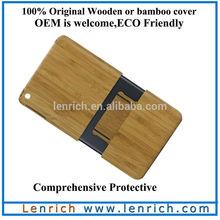 LPC5803 Smart Cover for Ipad Mini Wooden Case, For Ipad Mini Wood Case