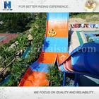 family commercial water slide