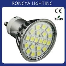 3w led bulb gu10 to b22 lamp adapter