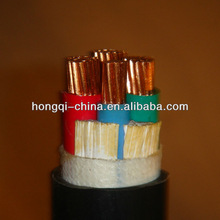 XLPE Insulated 185 sq mm Power Cable with Neutral Core