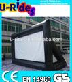 tela de cinema inflável para projeção