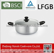 Fashion Eco-friendly Home Using Light Cookware Set 5 Pcs Sauce Pots For Induction Cooking