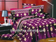 Colourful Travel 3D bedding set