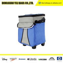 Popular slidable trolley C013 wine cooler bag