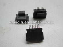 Sata 7 pin female crimp type connector