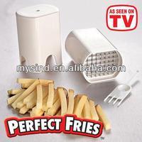 perfect fries, potato cutter