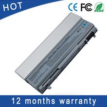 NEW w1193 laptop battery for Dell Laptop Battery Module PT434 for E6400 11.1V 56Wh