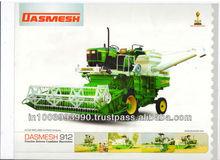 Dasmesh912 Tractor Driven Harvester