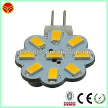 Auto bi pin bulb smd led G4 led (G4-9SMD-5630)