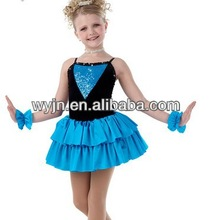 High Quality blue ,green Color Lady's Ballet Dress for Sale