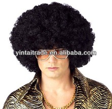 California costumes Jumbo rubie's c synthetic delux afro wigs for black men