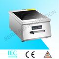 Comercial eléctrica de inducción equipo de cocina, Cocina de inducción comercial