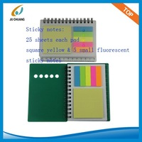 memo pad/sticky notes