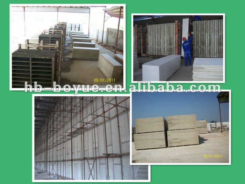 Build Renovation demountable exterior wall siding partitions
