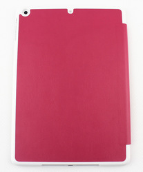 For iPad smart cover, leather for iPad Air smart cover,folding flip leather case for iPad Air