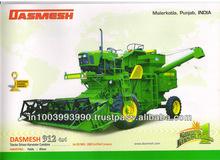 Dasmesh912 Tractor Driven Harvester 4x4