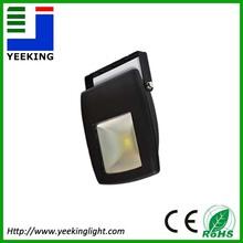 Best price Bridgelux/ Cree/ Epistar chip outdoor lighting waterproof IP65 RGB 10W high lumen led flood light