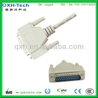 High Speed DB serial D-sub 25 to HPCN36 Cable
