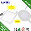 2013 the best seller square 40w led panel light