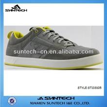 2014 cheap men latest design canvas shoes
