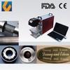 CY-MR 10W 20W 30W 50W Portable Mini Fiber Laser Marking Machine
