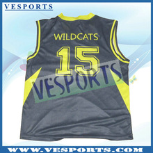 Professional olympic basketball jersey
