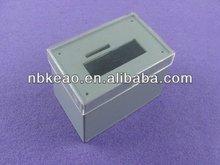 plastic digital electric meter case, PDP036