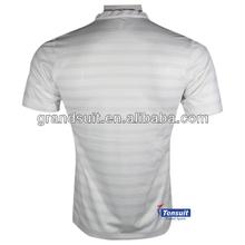 2015 soccer uniform football jersey football 2014 club blue shirt team uniform