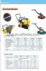 Good performance automatic cutter concrete cutting machine