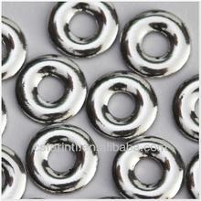 ring shape iron on hot fix nailheads