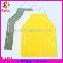 0.32mm PVC/polyester plastic apron