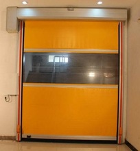 interior high speed plastic roller shutters door/gate
