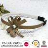 Ribbon Bow Decoration Women Headband For Hair Accessory