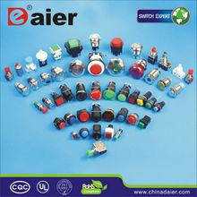 12mm rubber wireless push button