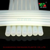 silicon clear white glue stick / clear white hot melt glue stick
