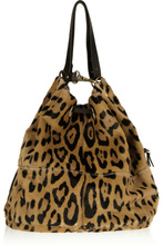 zebra printing handbag for ladies