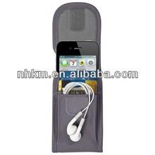 Customized Smartphone case with headphones